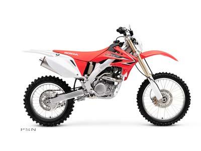 2009 CRF250X
