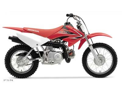 2009 CRF70F