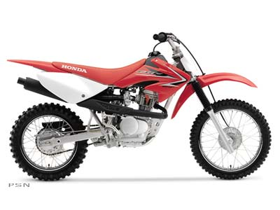 2009 Honda CRF®80F in Hicksville, New York - Photo 2