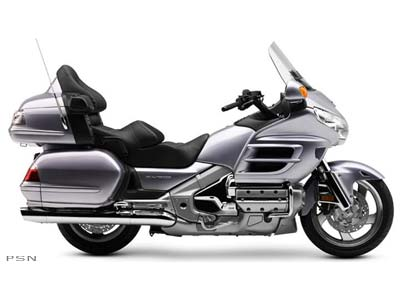 2009 Honda Gold Wing® Audio Comfort in Salina, Kansas