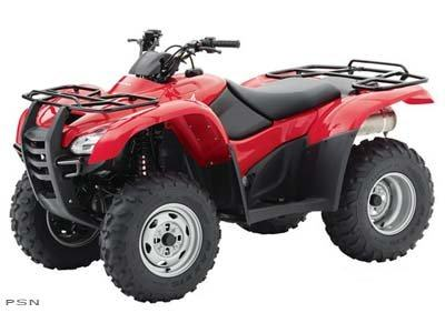 2010 Honda FourTrax® Rancher® in Hicksville, New York - Photo 2