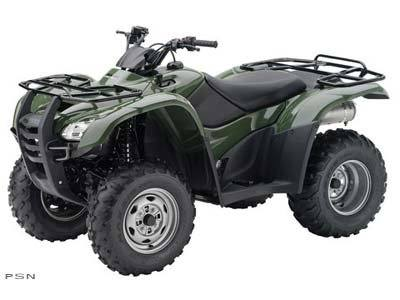 2010 Honda FourTrax® Rancher® 4x4 with EPS in Lapeer, Michigan
