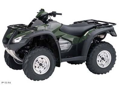 2010 Honda FourTrax® Rincon® in Huron, Ohio