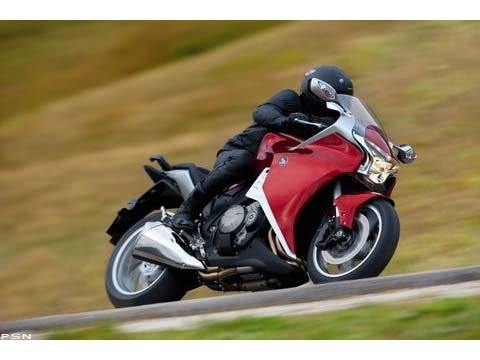 2010 Honda VFR1200F in West Bridgewater, Massachusetts