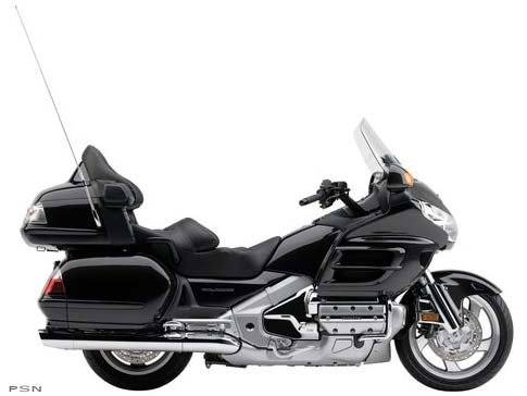 2010 Honda Gold Wing® ABS in Atlantic, Iowa