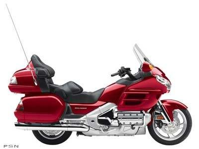 2010 Honda Gold Wing® Audio Comfort in Scottsdale, Arizona - Photo 1