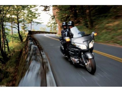 2010 Honda Gold Wing® Audio Comfort Navi XM in Greenville, North Carolina - Photo 36