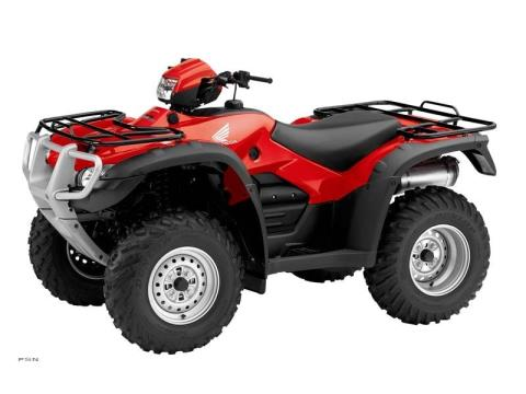 2011 Honda FourTrax® Foreman® 4x4 ES EPS in Ames, Iowa - Photo 5