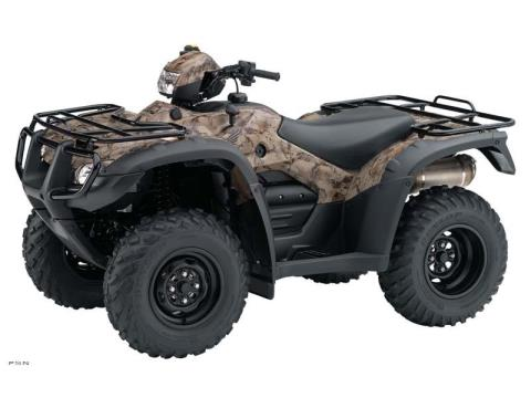 2011 Honda FourTrax® Foreman® Rubicon™ GPScape® EPS in Greenwood, Mississippi