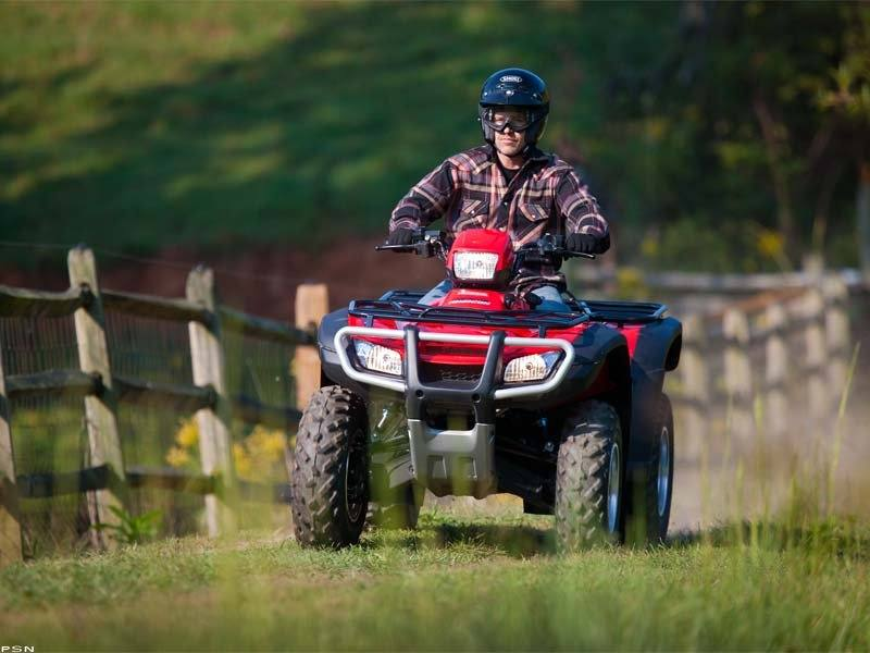 2011 Honda FourTrax® Foreman® Rubicon™ GPScape® EPS in Greenwood, Mississippi - Photo 3