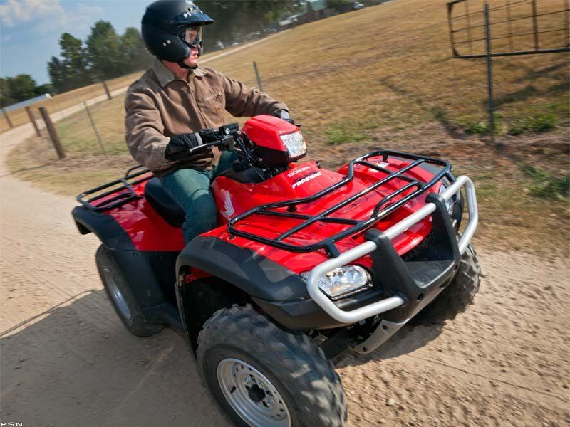 2011 Honda FourTrax® Foreman® Rubicon™ GPScape® EPS in Greenwood, Mississippi - Photo 4
