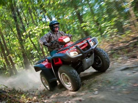 2011 Honda FourTrax® Foreman® Rubicon™ GPScape® EPS in Greenwood, Mississippi - Photo 2