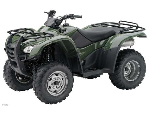 2011 Honda FourTrax® Rancher® 4x4 EPS in Rock Falls, Illinois
