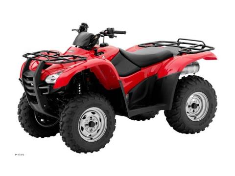 2011 Honda FourTrax® Rancher® AT in Claysville, Pennsylvania