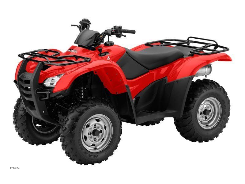 2011 Honda FourTrax® Rancher® AT EPS in Butte, Montana