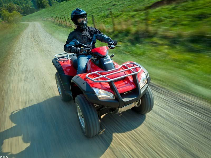 2011 Honda FourTrax® Rincon® in Brookhaven, Mississippi