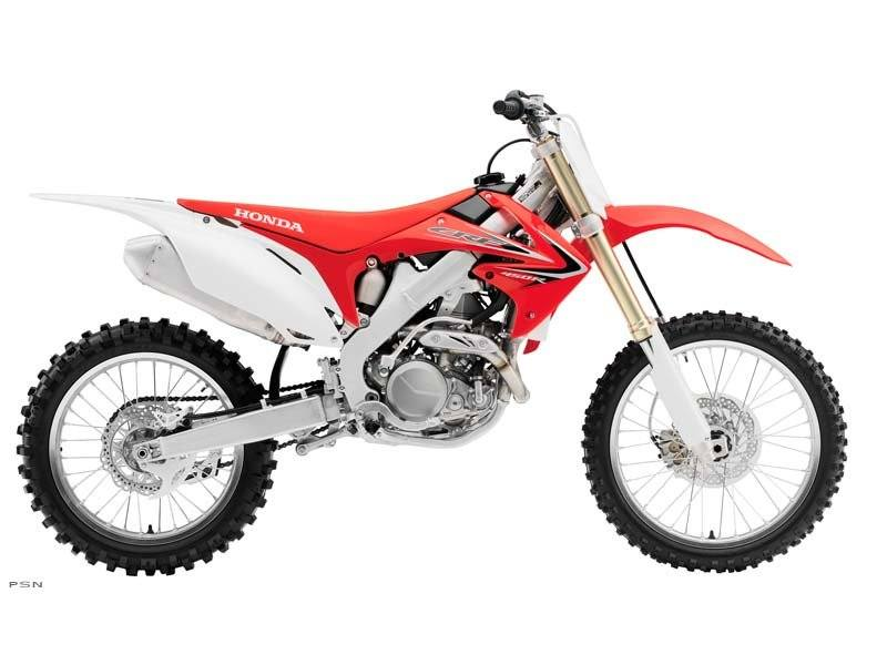 2011 Honda CRF®450R in Madera, California
