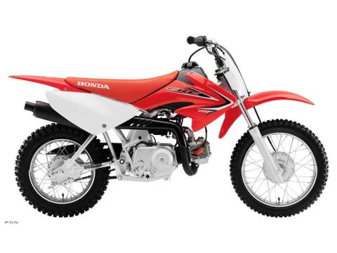 2011 Honda CRF®70F in Asheville, North Carolina