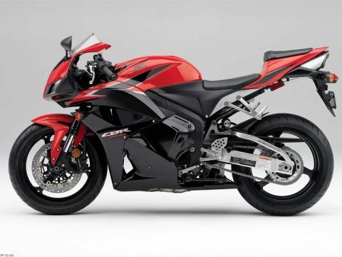 2011 Honda CBR®600RR in Salinas, California - Photo 11