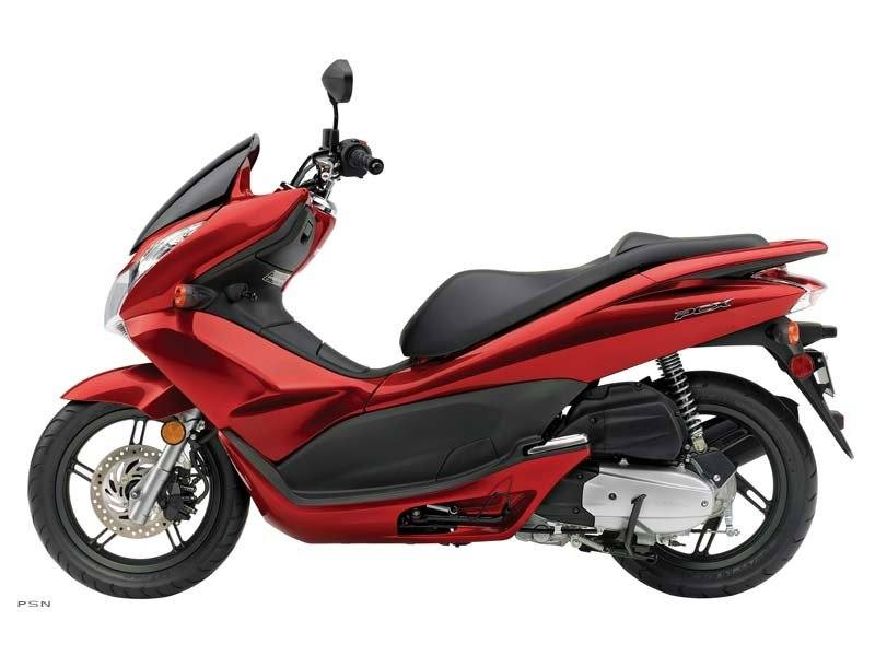 2011 Honda PCX™ in Woodstock, Illinois