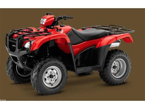 2012 Honda FourTrax® Foreman® 4x4 in Winchester, Tennessee