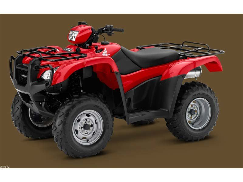 2012 FourTrax Foreman 4x4 ES