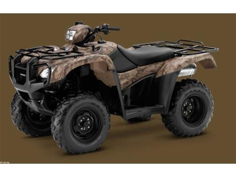 2012 Honda FourTrax® Foreman® 4x4 ES with EPS in Caroline, Wisconsin