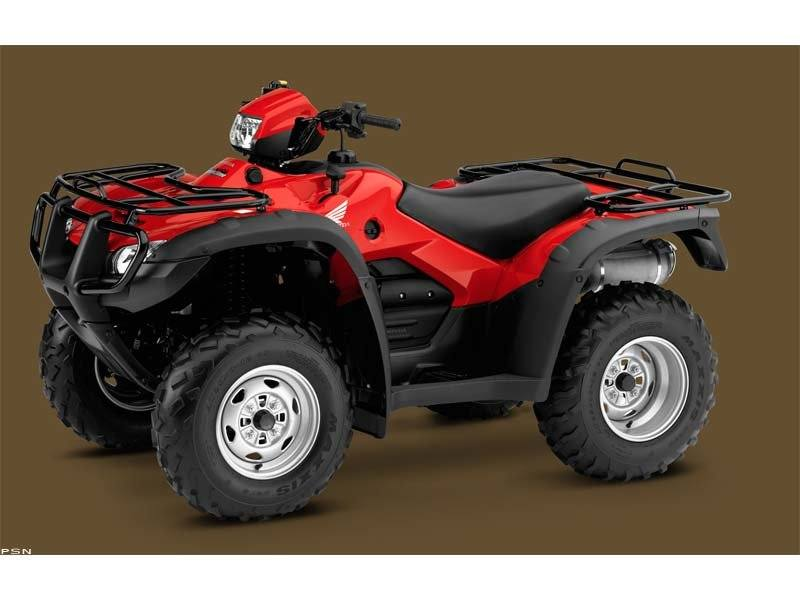 2012 Honda FourTrax® Foreman® Rubicon® with EPS in Rapid City, South Dakota