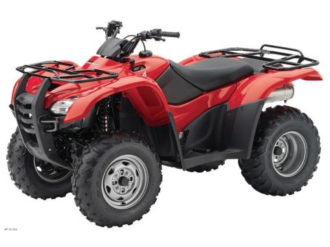 2012 Honda FourTrax® Rancher® 4x4 in Charleston, Illinois