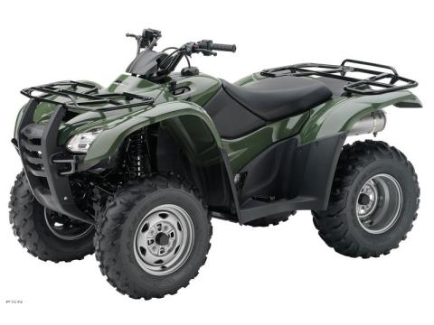 2012 Honda FourTrax® Rancher® 4x4 ES in Warsaw, Indiana - Photo 6