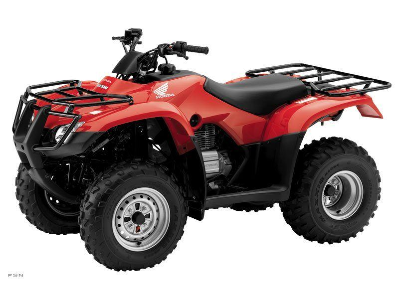 2012 Honda FourTrax Recon 1