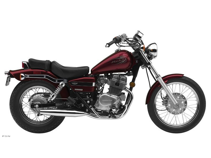2012 Honda Rebel® in Sterling, Illinois