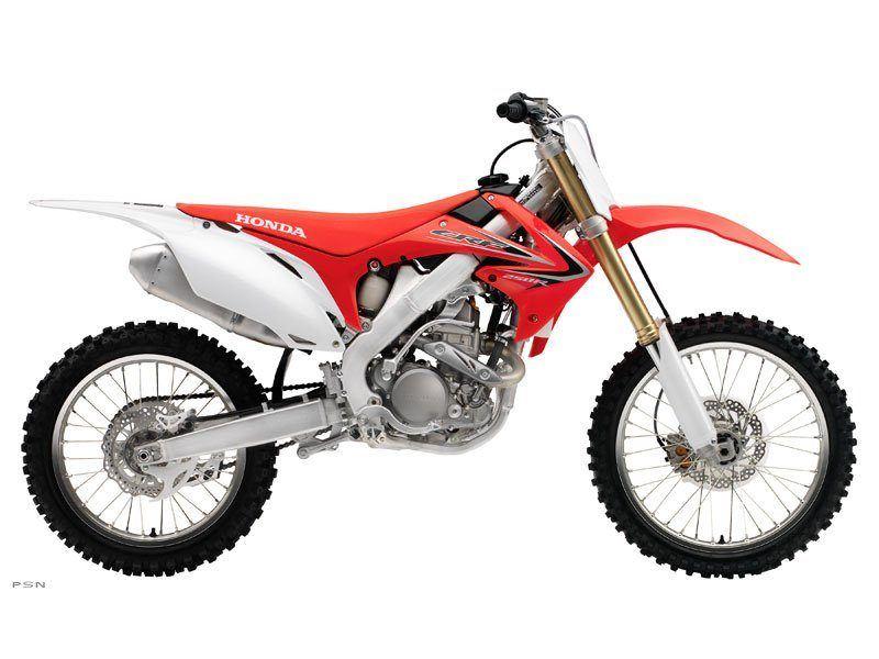 2012 Honda CRF250R 5