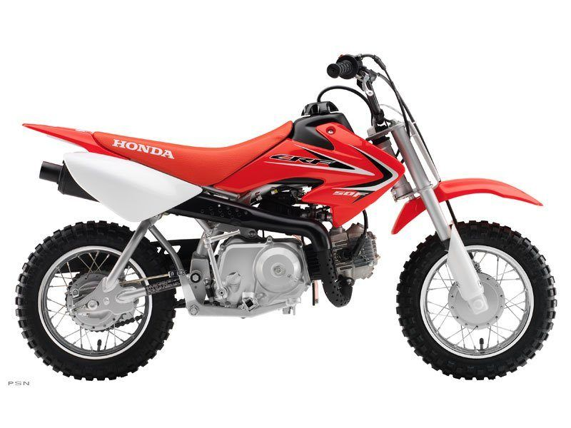 2012 Honda CRF®50F in Hicksville, New York - Photo 3