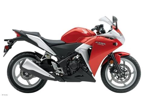 2012 Honda CBR®250R in Johnson City, Tennessee