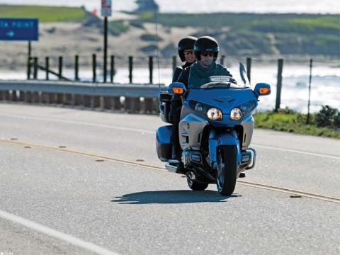 2012 Honda Gold Wing® ABS in Erie, Pennsylvania - Photo 8