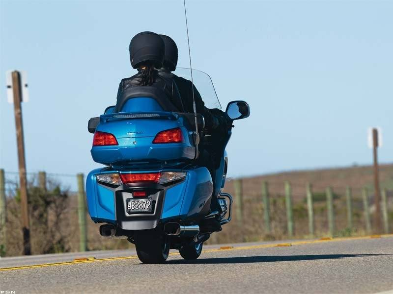 2012 Honda Gold Wing® ABS in Erie, Pennsylvania - Photo 9