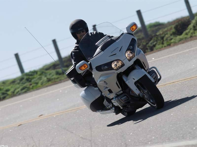 2012 Honda Gold Wing® ABS in Norfolk, Virginia - Photo 4
