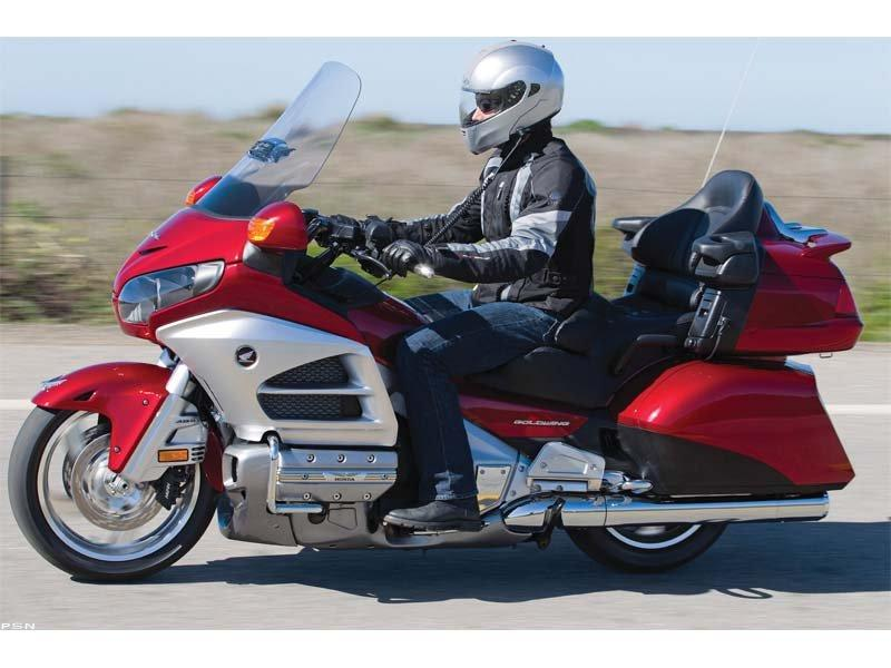 2008 Honda Gold Wing 1800 - Motorcycle USA