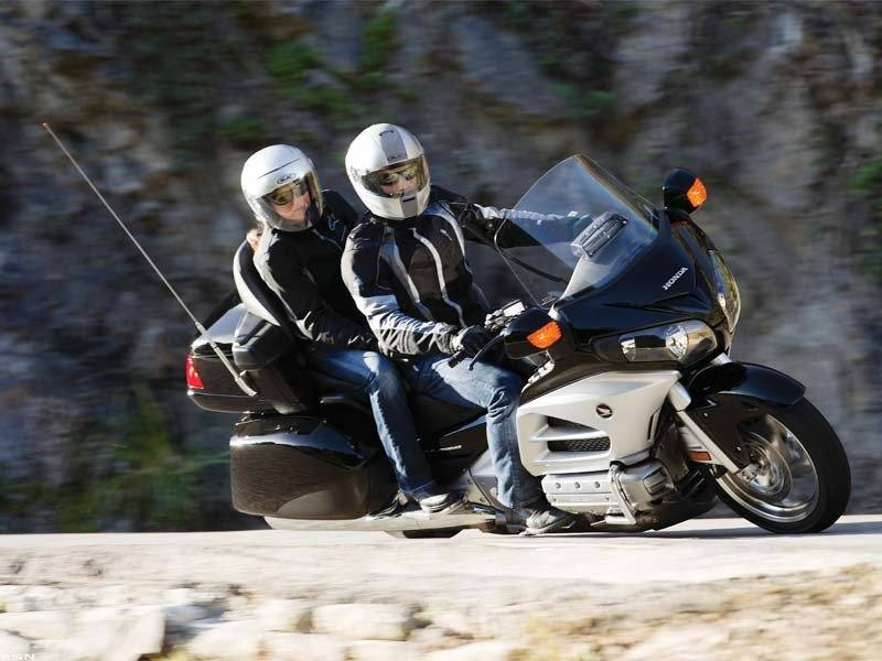 2012 Honda Gold Wing® Audio Comfort in Hicksville, New York - Photo 8