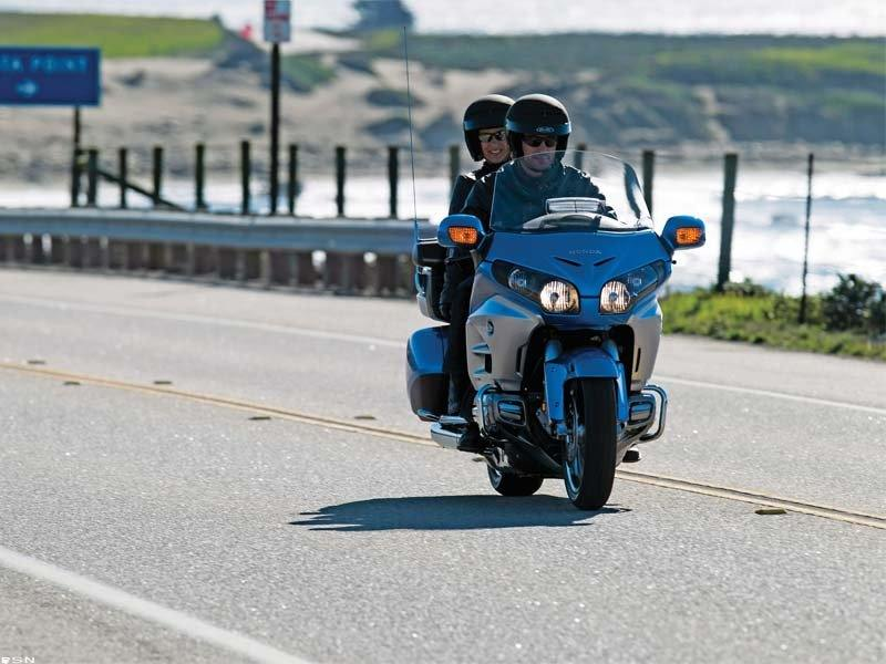 2012 Honda Gold Wing® Audio Comfort in Hicksville, New York - Photo 3