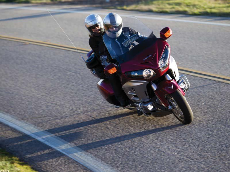 2012 Honda Gold Wing® Audio Comfort in Hicksville, New York - Photo 9