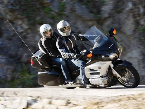 2012 Honda Gold Wing® Audio Comfort in Aurora, Illinois - Photo 9
