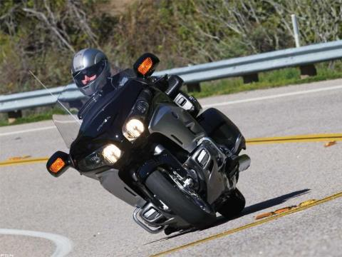 2012 Honda Gold Wing® Audio Comfort in Aurora, Illinois - Photo 7