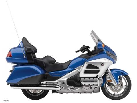 2012 Honda Gold Wing® Audio Comfort in North Little Rock, Arkansas