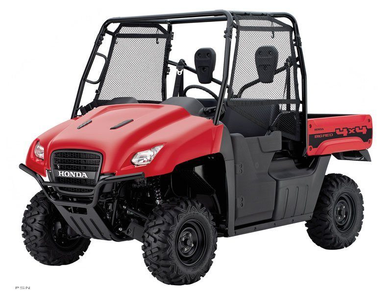 2012 Honda Big Red in Algona, Iowa - Photo 11