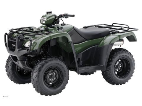 2013 Honda FourTrax® Foreman® 4x4 ES with EPS in Beckley, West Virginia - Photo 3