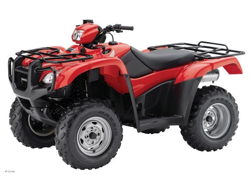 2013 FourTrax Foreman 4x4 with EPS