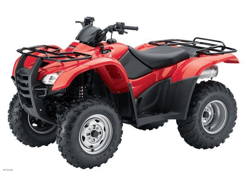 2013 FourTrax Rancher 4x4 ES