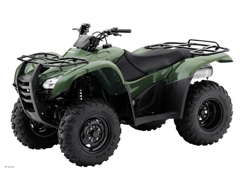 2013 FourTrax Rancher ES